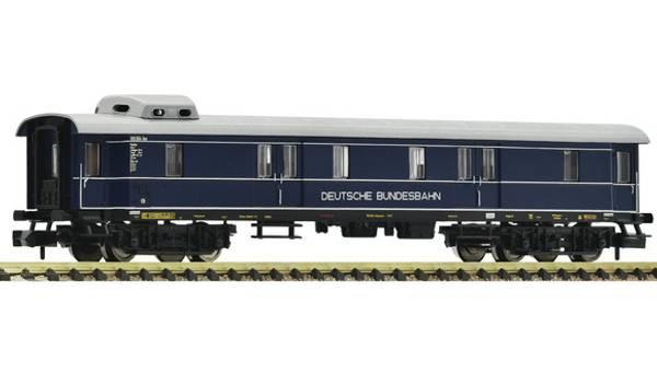 Bilde av Fleischmann N-skala - DB Pw4ü-37 reisegodsvogn