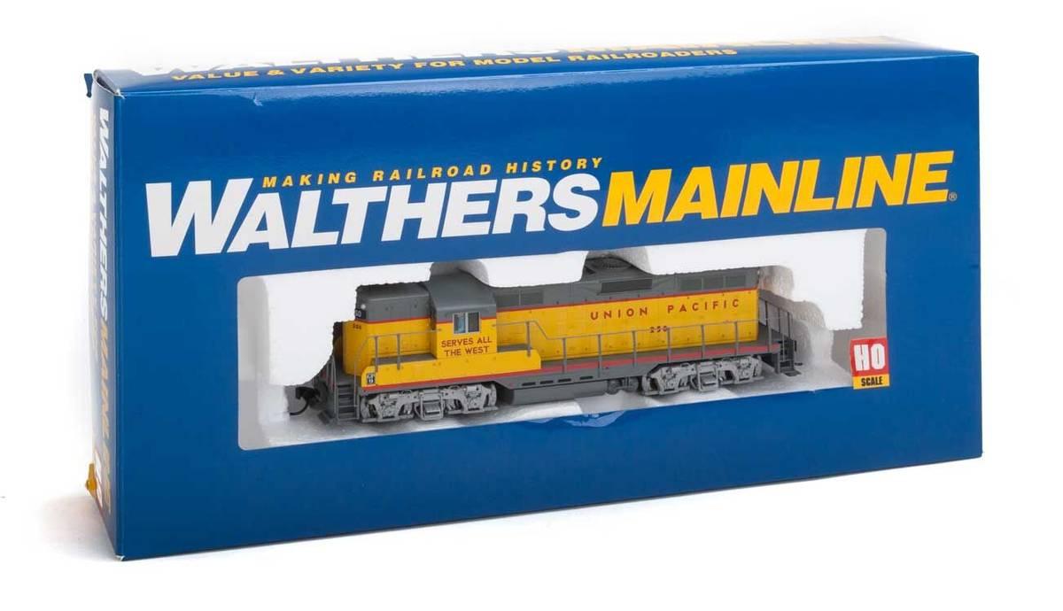 Walthers - UP EMD GP9 #259, DCC Sound