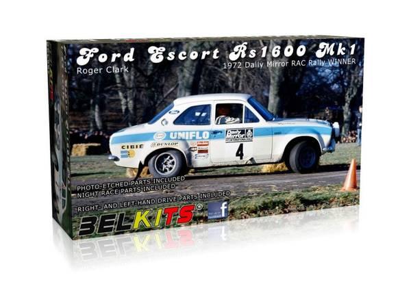 Bilde av Belkits - 1/24 Ford Escort Mk1 Rs1600