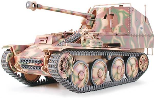 Bilde av Tamiya - 1/35 German Tank Destroyer Marder III M