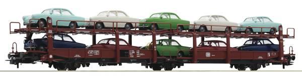 Bilde av Roco - DB biltransportvogn #1