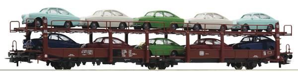 Bilde av Roco - DB biltransportvogn #2