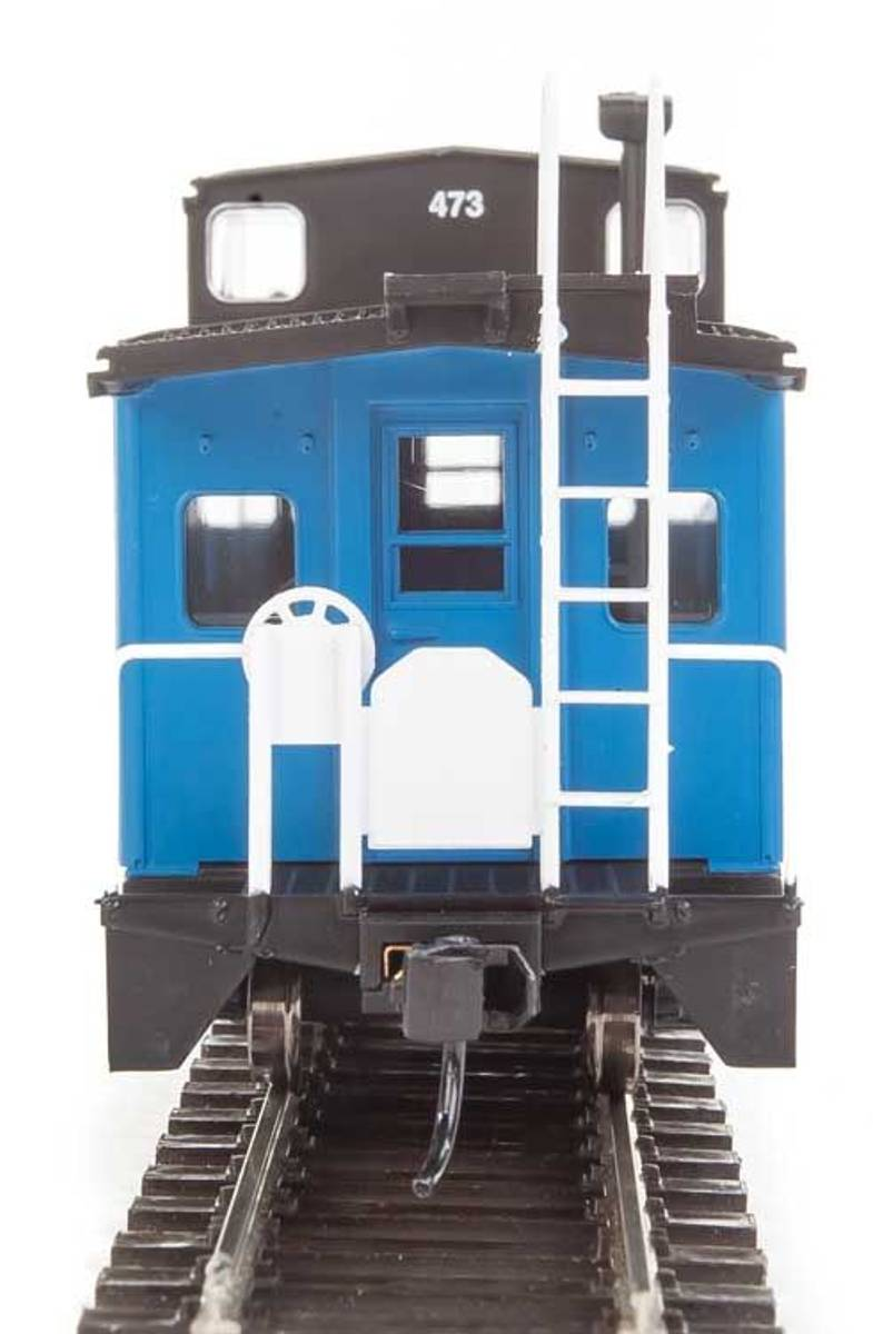 Walthers - B&M Caboose #473