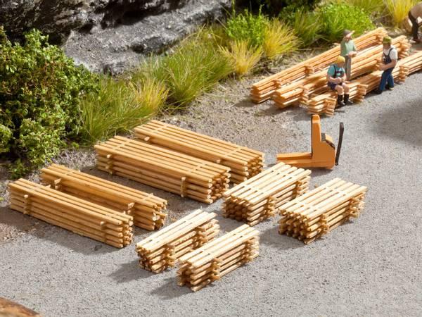 Bilde av Noch - Plankestabler