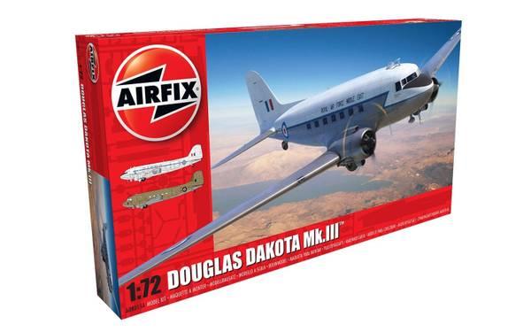 Bilde av Airfix - 1/72 Douglas Dakota MKIII