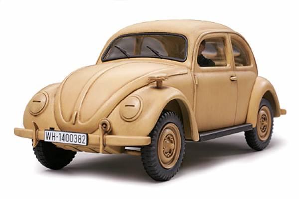 Bilde av Tamiya - 1/48 Volkswagen Type 82E Staff Car
