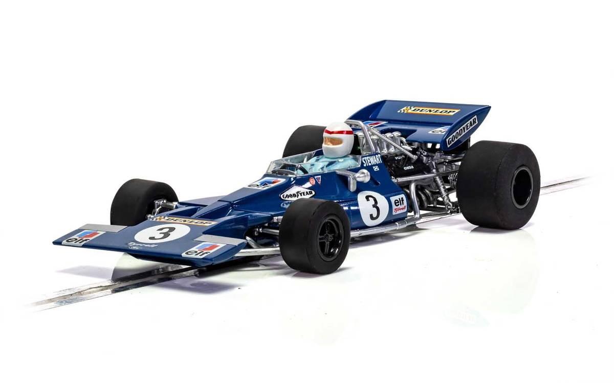 Scalextric - Tyrrell 001 - 1970 Canadian GP, Jackie Stewart
