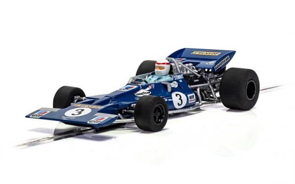 Bilde av Scalextric - Tyrrell 001 - 1970 Canadian GP, Jackie Stewart
