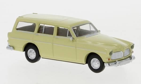 Bilde av Brekina - Volvo Amazon stv, beige