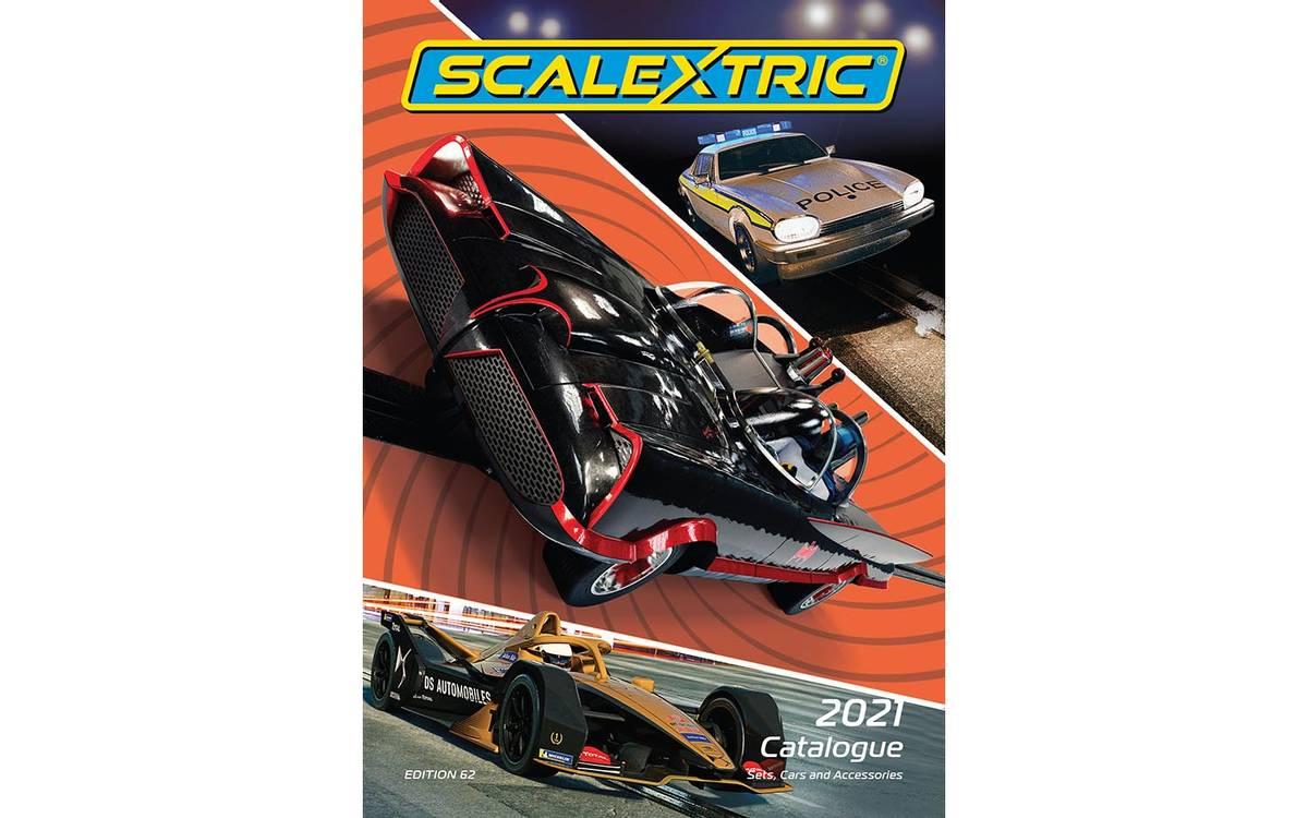 Scalextric - Hovedkatalog 2021