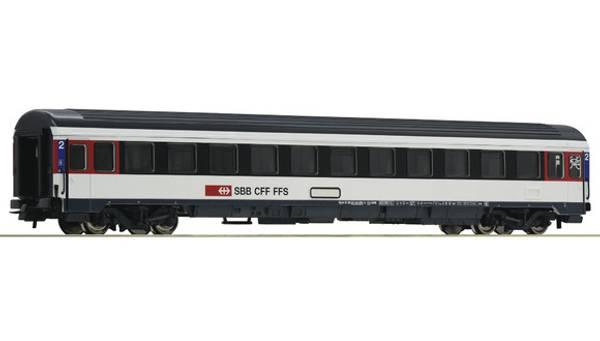 Bilde av Roco - SBB personvogn 2.klasse