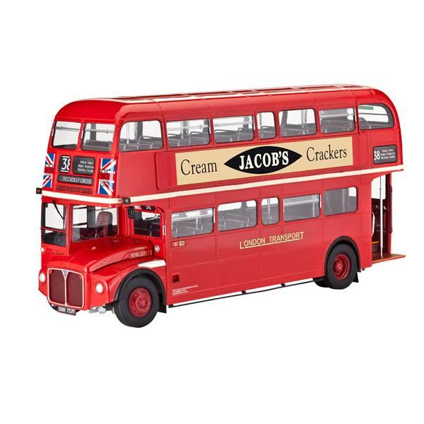 Bilde av Revell - 1/24 Routemaster London-buss