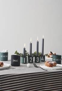 Bilde av Design letters mørk grønn
