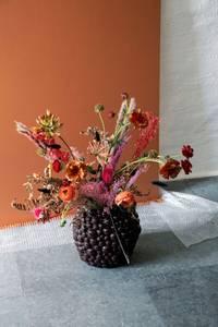 Bilde av Byondesign Celeste vase brun