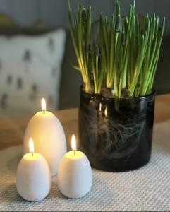 Bilde av Affari of Sweden egg lys