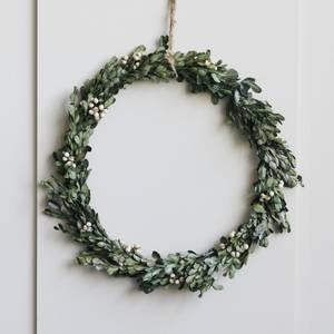 Bilde av House doctor wreath misteltoe
