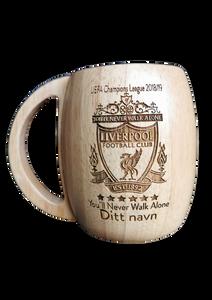 Bilde av Champions League TREkopp. Liverpool