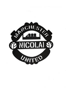 Fotball logo og navn