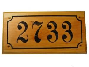 Bilde av 1230. Nummerskilt