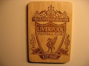 Bilde av 6001 Liverpool plate