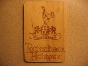 Bilde av 6002 Tottenham plate