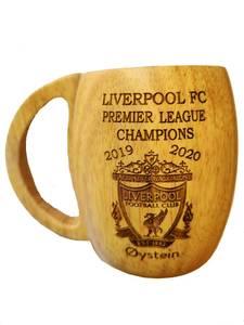Bilde av 6052 K Ligamester Liverpool i tre