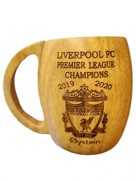6052 K Ligamester Liverpool i tre