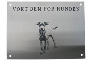Bilde av 855 Hundeskilt