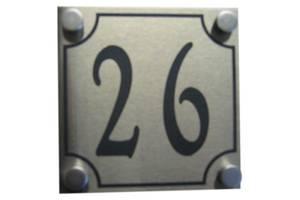 Bilde av 856 Nummerskilt