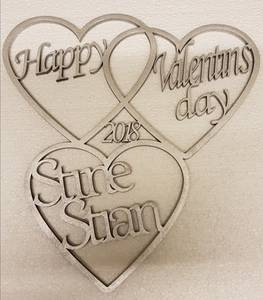 Bilde av 1180 Valentin hjerte