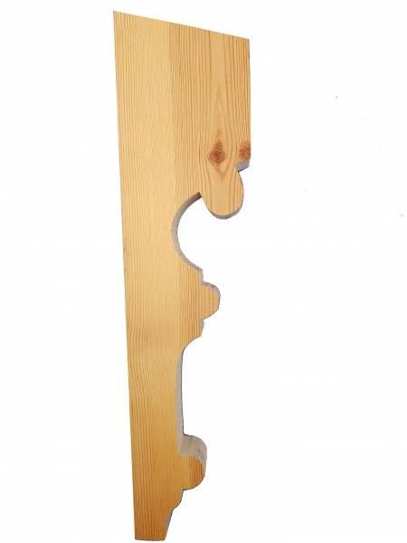 1010 BB Pynteknekt.Vindusknekt 9,5 cm