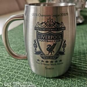 Bilde av Champions League kopp. Liverpool