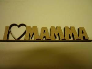 Bilde av 1283 I Love mamma