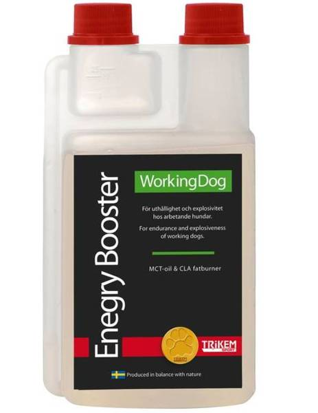 Working Dog Energy Booster 500 ml