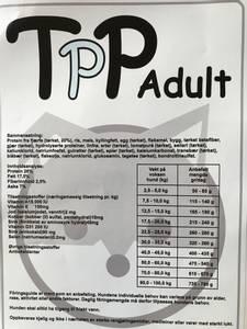 Bilde av TPP Adult 15 kg
