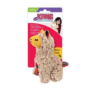 Bilde av KONG Cat Softies Buzzy Llama