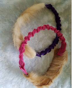 Bilde av Jewlnick Ring med strikk og kuskinn