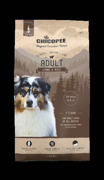 Chicopee CNL Adult Lamb & Rice