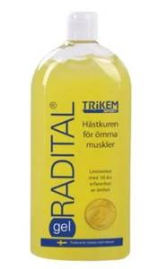 Bilde av Radital liniment gel 250 ml