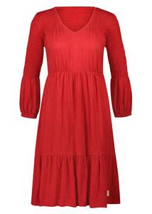 Bilde av Odd Molly Gloria Dress Cherry Red