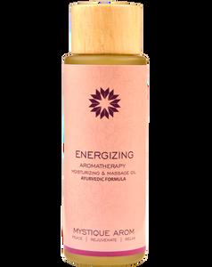 Bilde av Mystique Arom Massage Oil Energizing