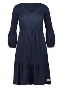 Bilde av Odd Molly Gloria Dress Dark Blue