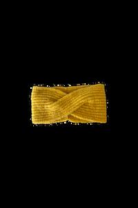 Bilde av Black Colour Headband Yellow