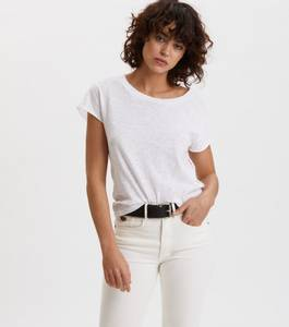 Bilde av Odd Molly Dooer Tshirt Bright White