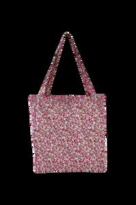 Bilde av Black Colour Lulu Cotton Shopper Blush Blossom