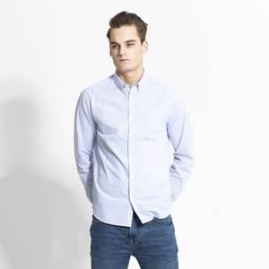 Bilde av Mens Collection Skjorte Bomull Check