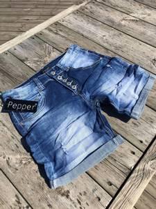 Bilde av Pepper Vintage Shorts Denim