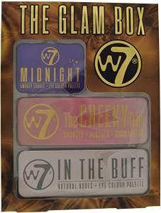 Bilde av W7 Glam Box