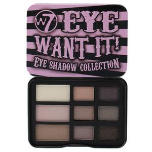 Bilde av W7 Want It Eye Shadow
