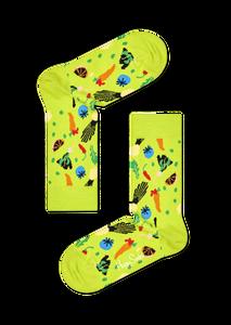 Bilde av Happy Socks Veggie Sock Green str 41-46